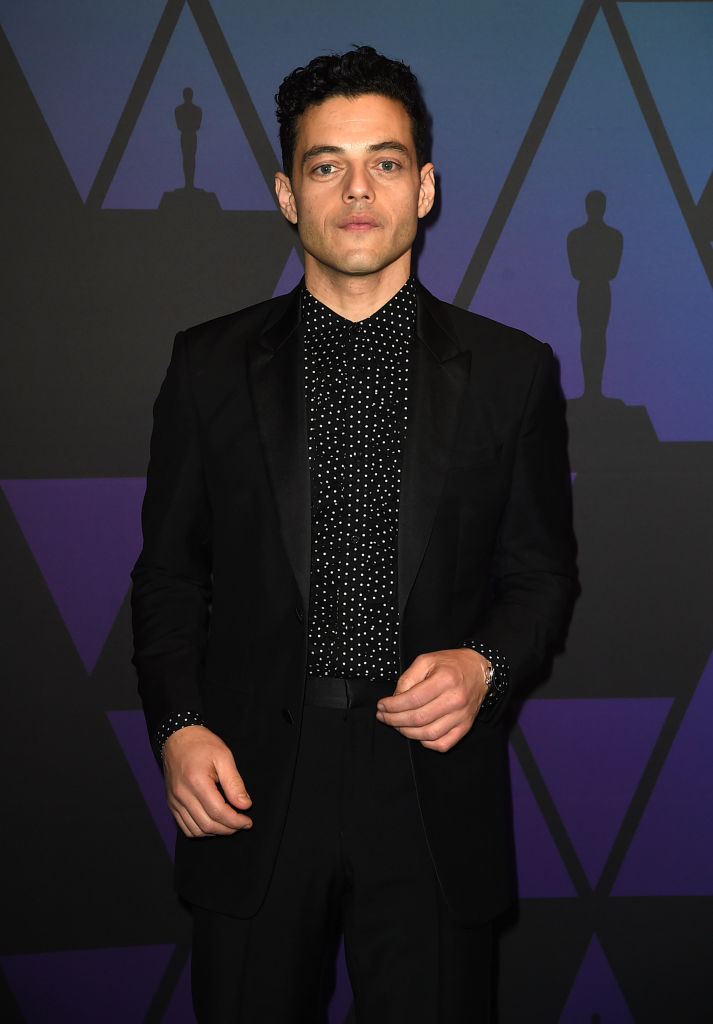 Rami Malek attends the Academy of Motion Picture Arts and Sciences' 10th annual Governors Awards at The Ray Dolby Ballroom at Hollywood & Highland Center on November 18, 2018 in Hollywood, California. (Photo by Kevin Winter/Getty Images)