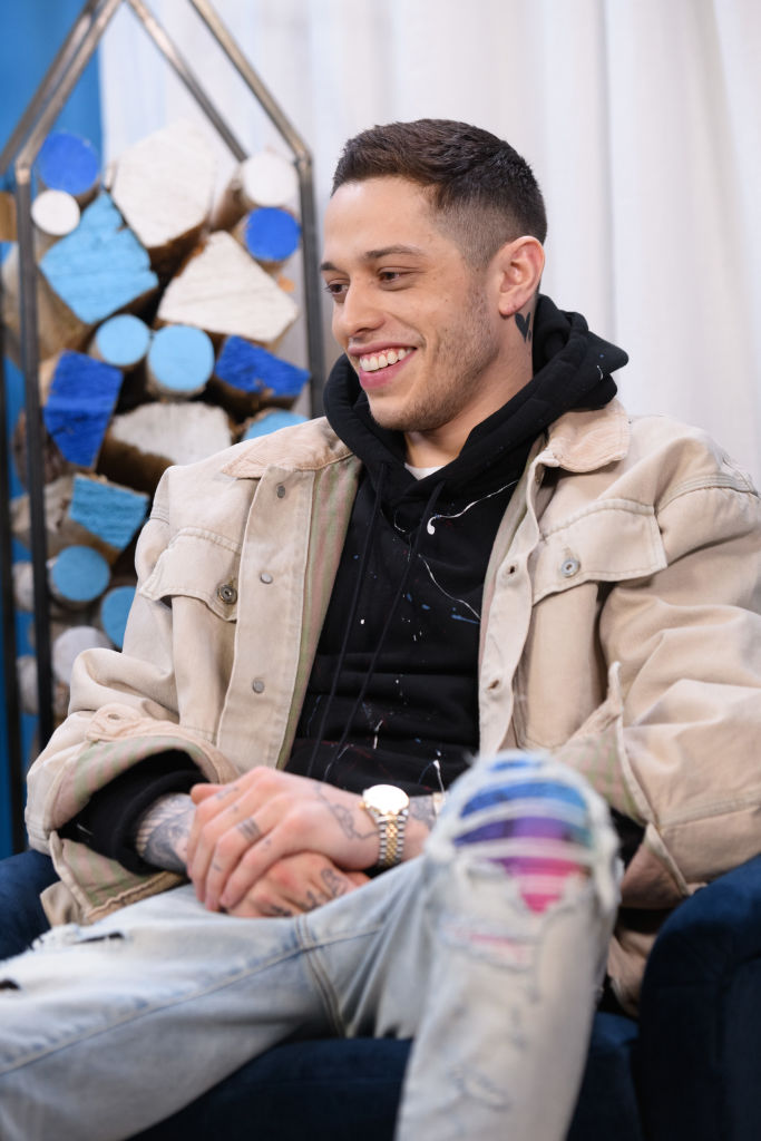Pete Davidson attends The Vulture Spot during Sundance Film Festival on January 28, 2019 in Park City, Utah. (Photo by Daniel Boczarski/Getty Images for New York Magazine)
