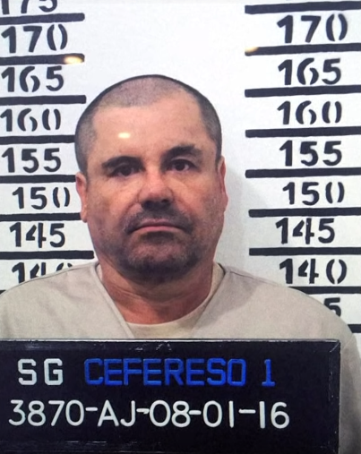 'El Chapo' is facing a 17-count indictment accusing him of multiple crimes (Source: YouTube)