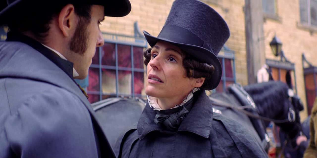 Gentleman Jack' highlights the extraordinary and brave life