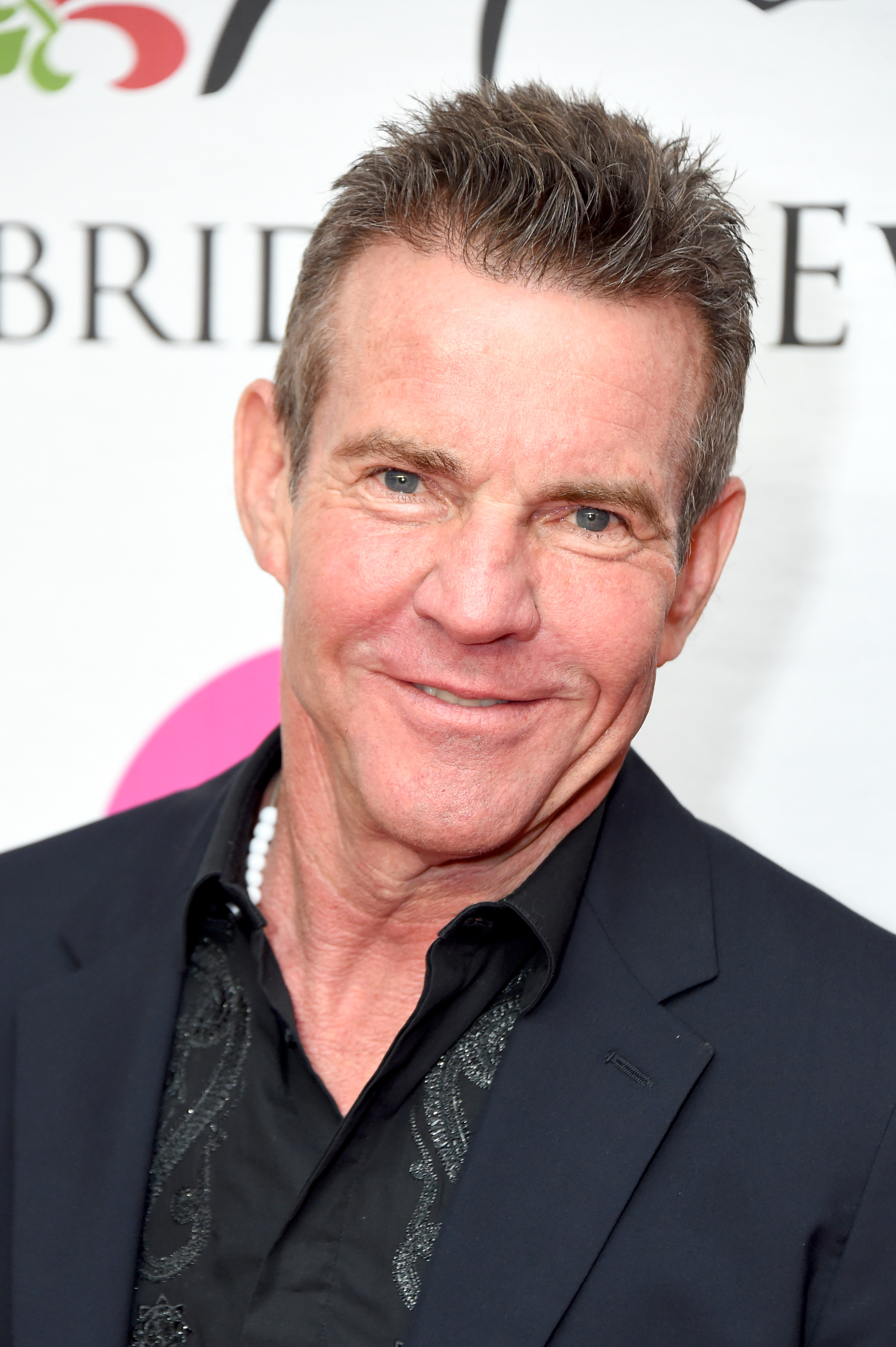 Actor/musician Dennis Quaid attends the Unbridled Eve Gala during the 144th Kentucky Derby at Galt House Hotel & Suites on May 4, 2018 in Louisville, Kentucky. (Photo by Michael Loccisano/Getty Images fro Unbridled Eve)