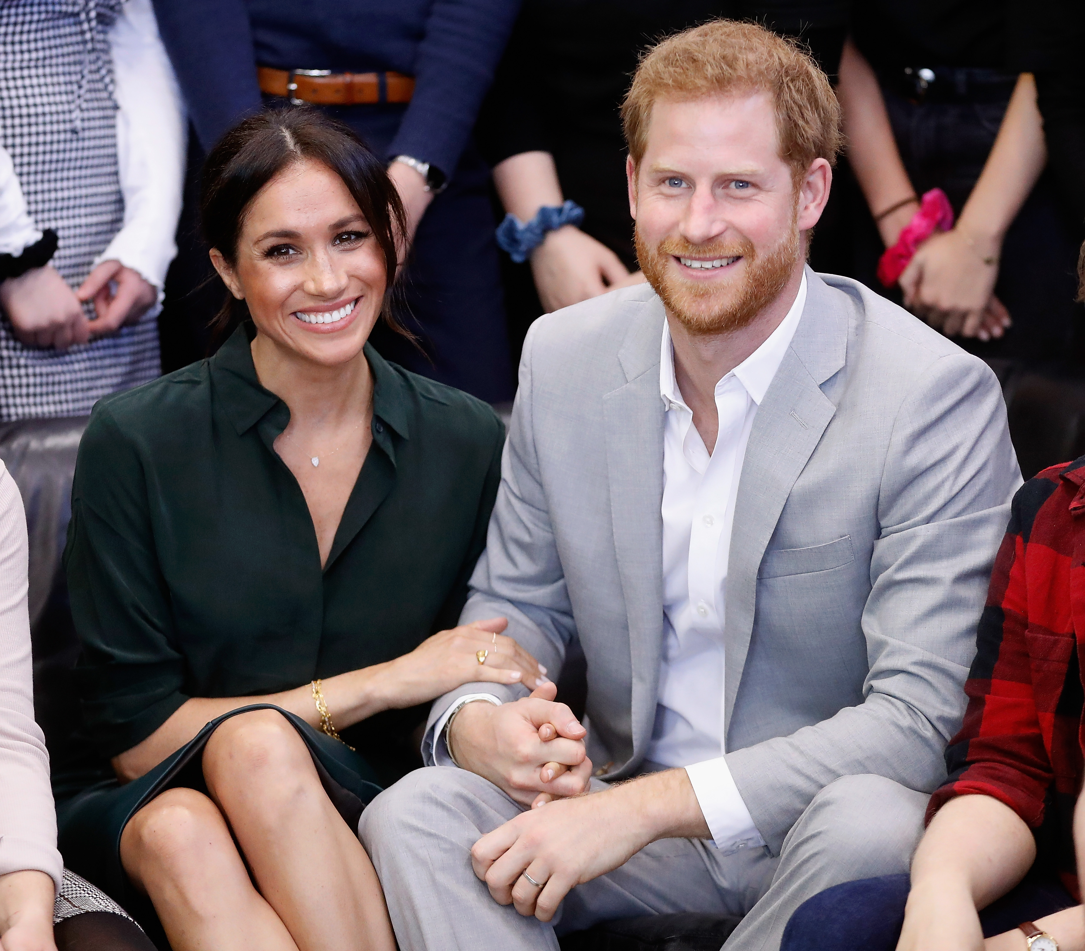 Meghan, Duchess of Sussex and Prince Harry, Duke of Sussex (Source: Getty Images)