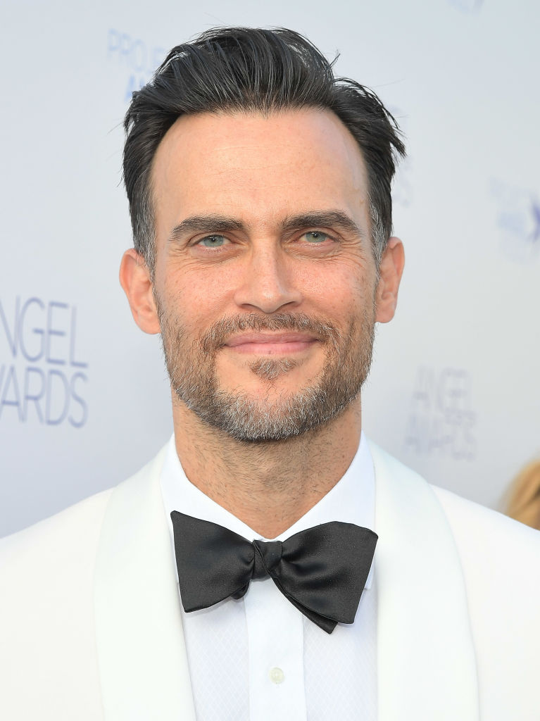 Cheyenne Jackson attends Project Angel Food's 2018 Angel Awards on August 18, 2018 in Hollywood, California. (Photo by Charley Gallay/Getty Images for Project Angel Food)
