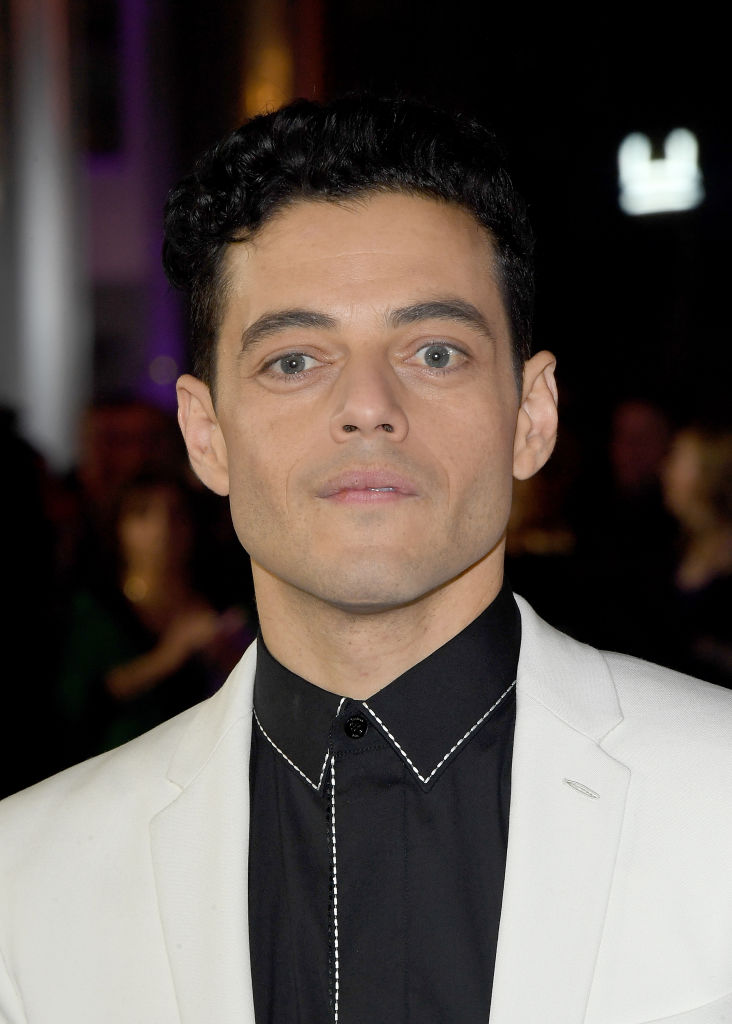 Rami Malek attends the World Premiere of 'Bohemian Rhapsody' at SSE Arena Wembley on October 23, 2018 in London, England. (Photo by Stuart C. Wilson/Stuart C. Wilson/Getty Images for Twentieth Century Fox)