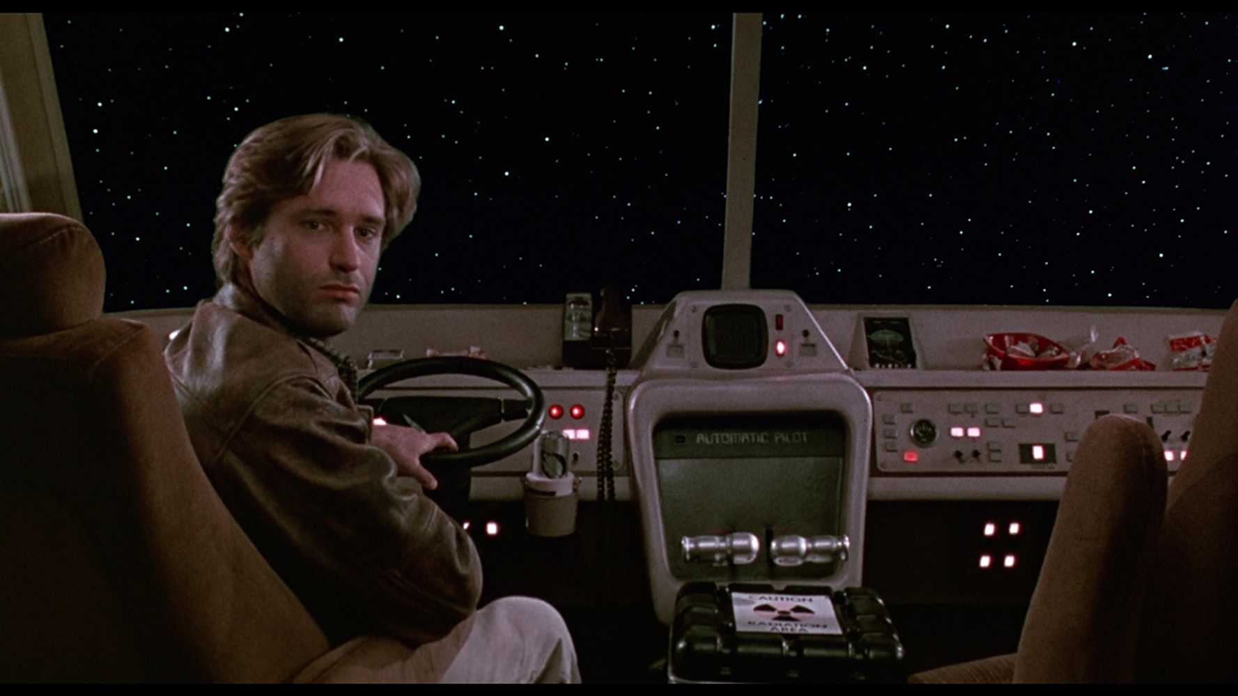 Bill Pullman in Mel Brooks' 'Star Wars' spoof 'Spaceballs'. (IMDb)