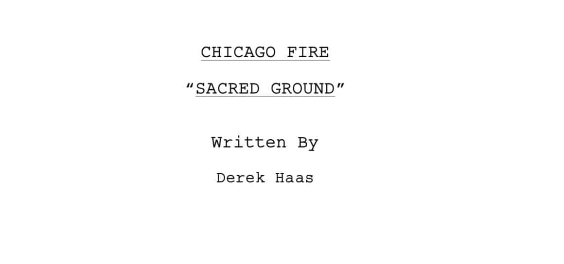 'Chicago Fire' season 8: Could the episode title 'Sacred Ground' be hinting at a heartbreaking beginning to the show?
