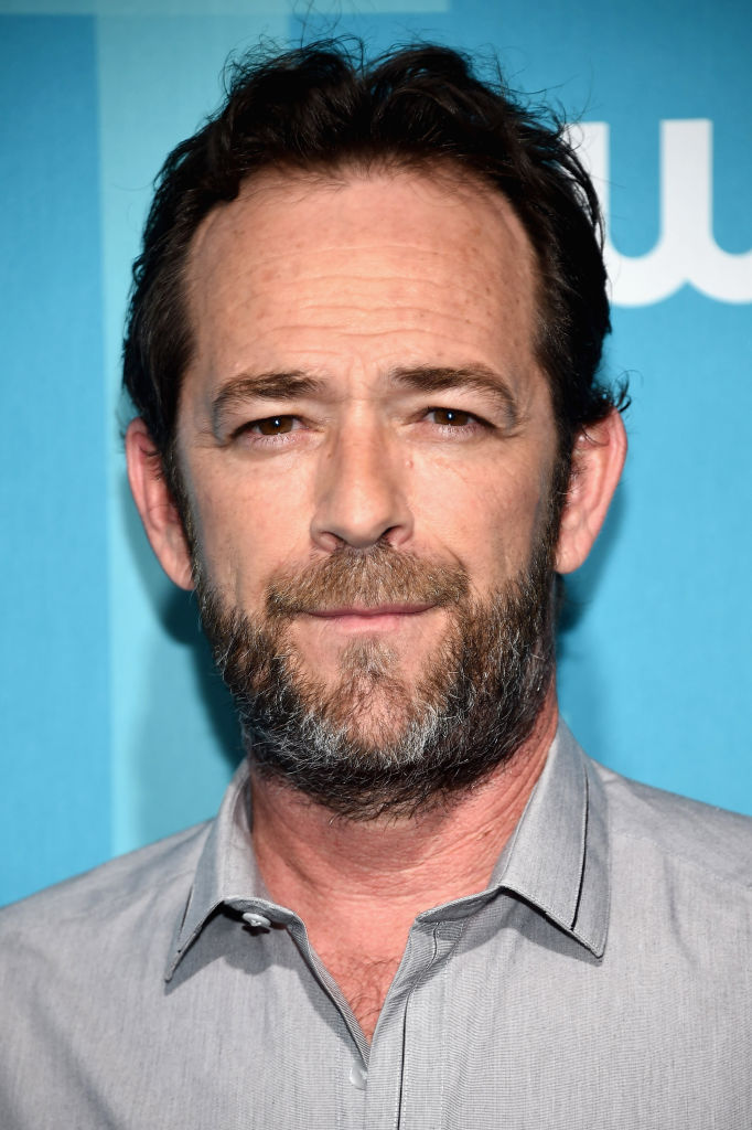 Luke Perry passed away after suffering from a stroke on Ma (Source: Getty Images)