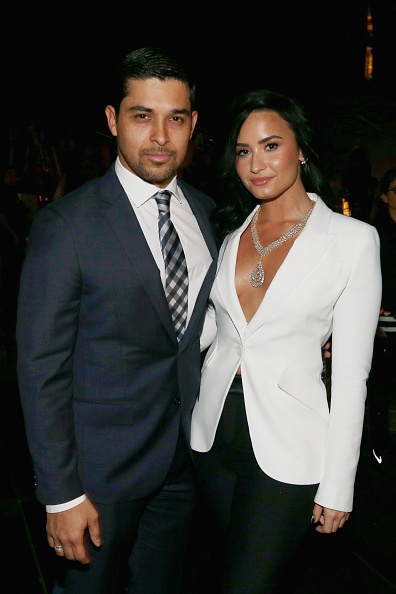 Demi and Wilmer were rumored to have been getting married at the wake of her overdose. (Getty Images)