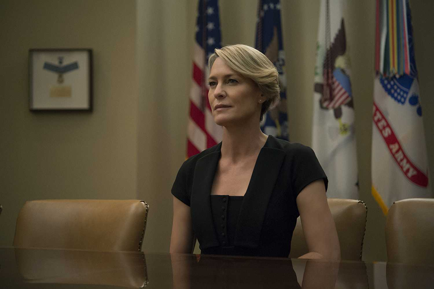 Wright will be the new lead in 'House of Cards' (Source: IMDb)