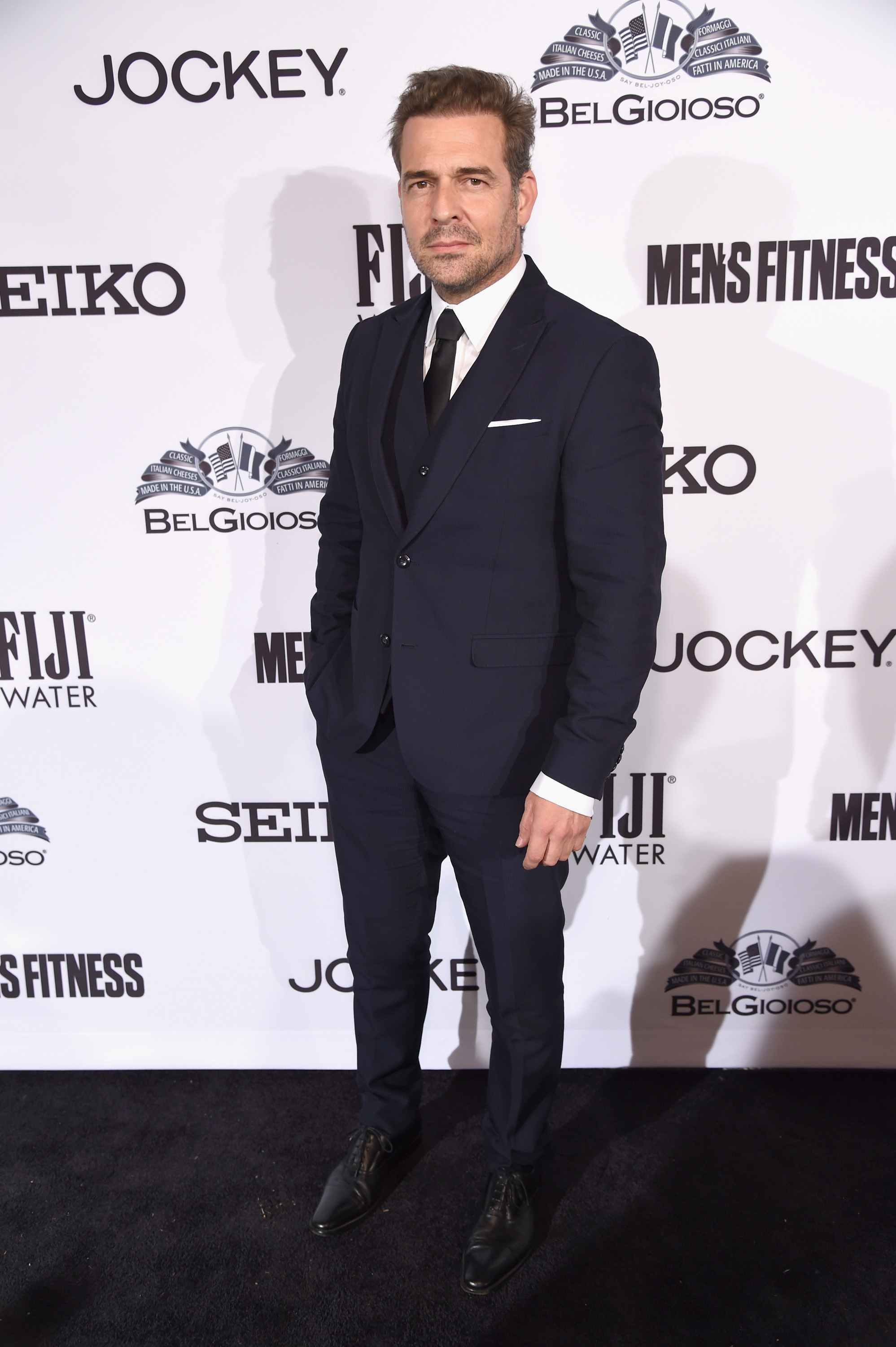 Pepe talked about his role in 'Operation Finale' (Source: Michael Kovac/Getty Images for Men's Fitness)