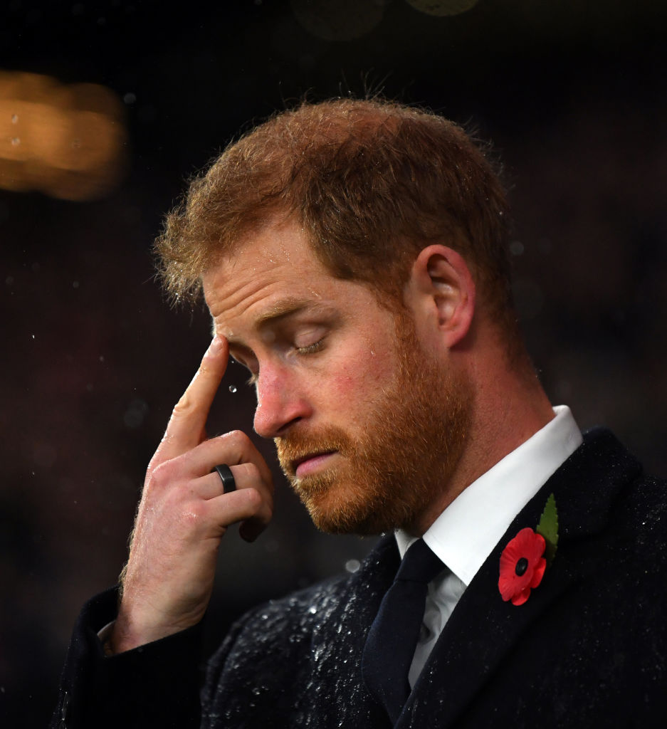 The Duke of Sussex Prince Harry (Source: Getty Images)