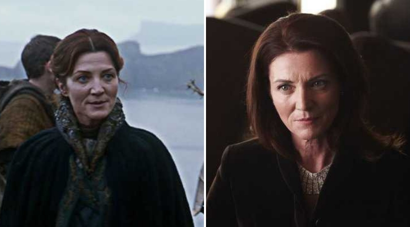 Michelle Fairley in 'Game of Thrones' and 'Suits'. (Source: IMDB)