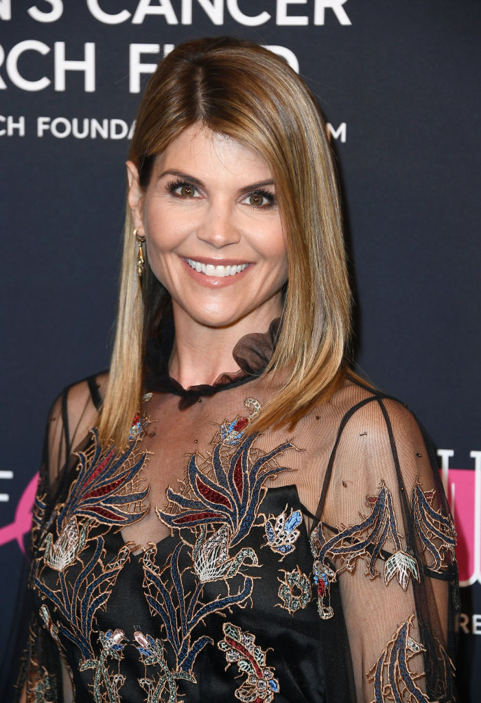 Lori Loughlin attends WCRF's 'An Unforgettable Evening' at the Beverly Wilshire Four Seasons Hotel on February 27, 2018, in Beverly Hills, California. (Source: Frazer Harrison/Getty Images)