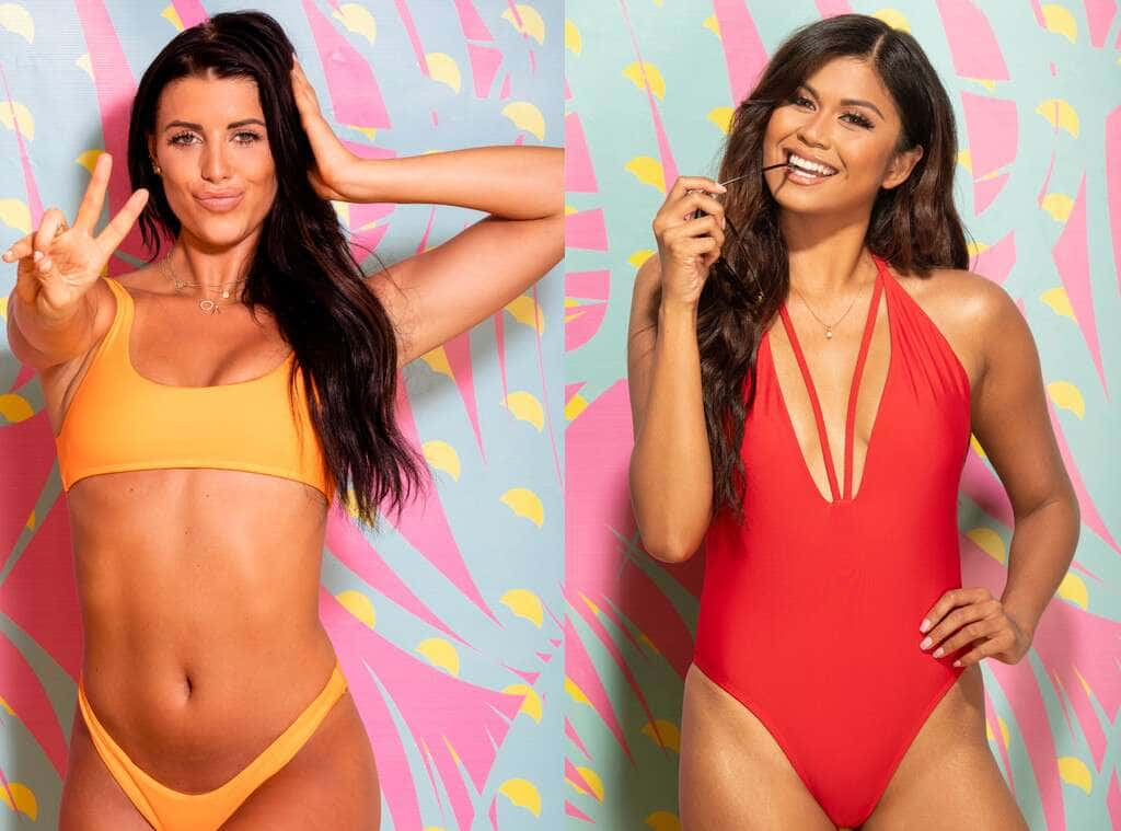 Love Island' fans can't get enough of the budding romance between