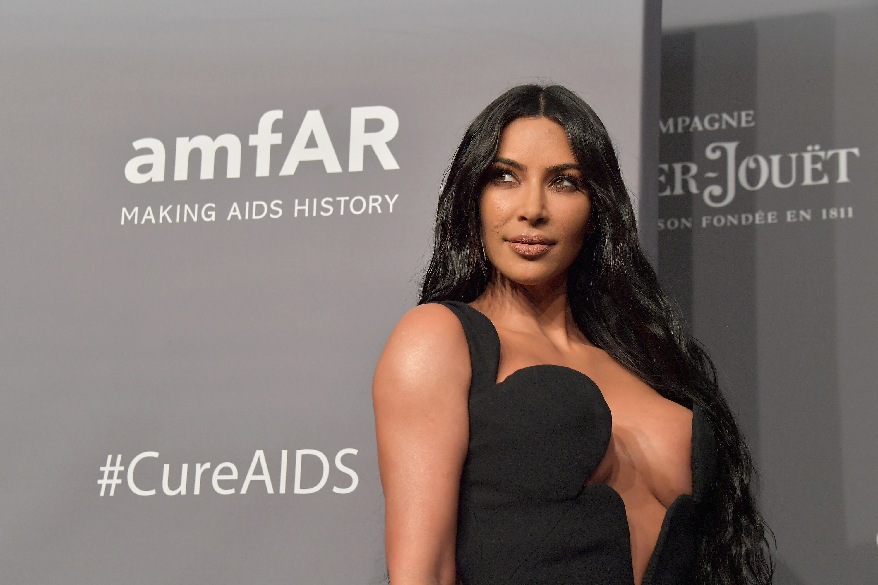 Kim Kardashian West has been accused of leaking her own sex tape in 2003 to gain media attention.