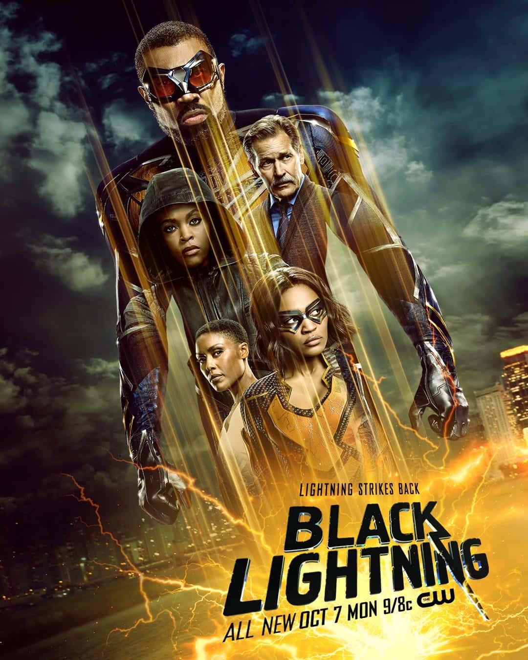 مسلسل Black Lightning الموسم الثالث الحلقة 15 الخامسة عشر مترجمة