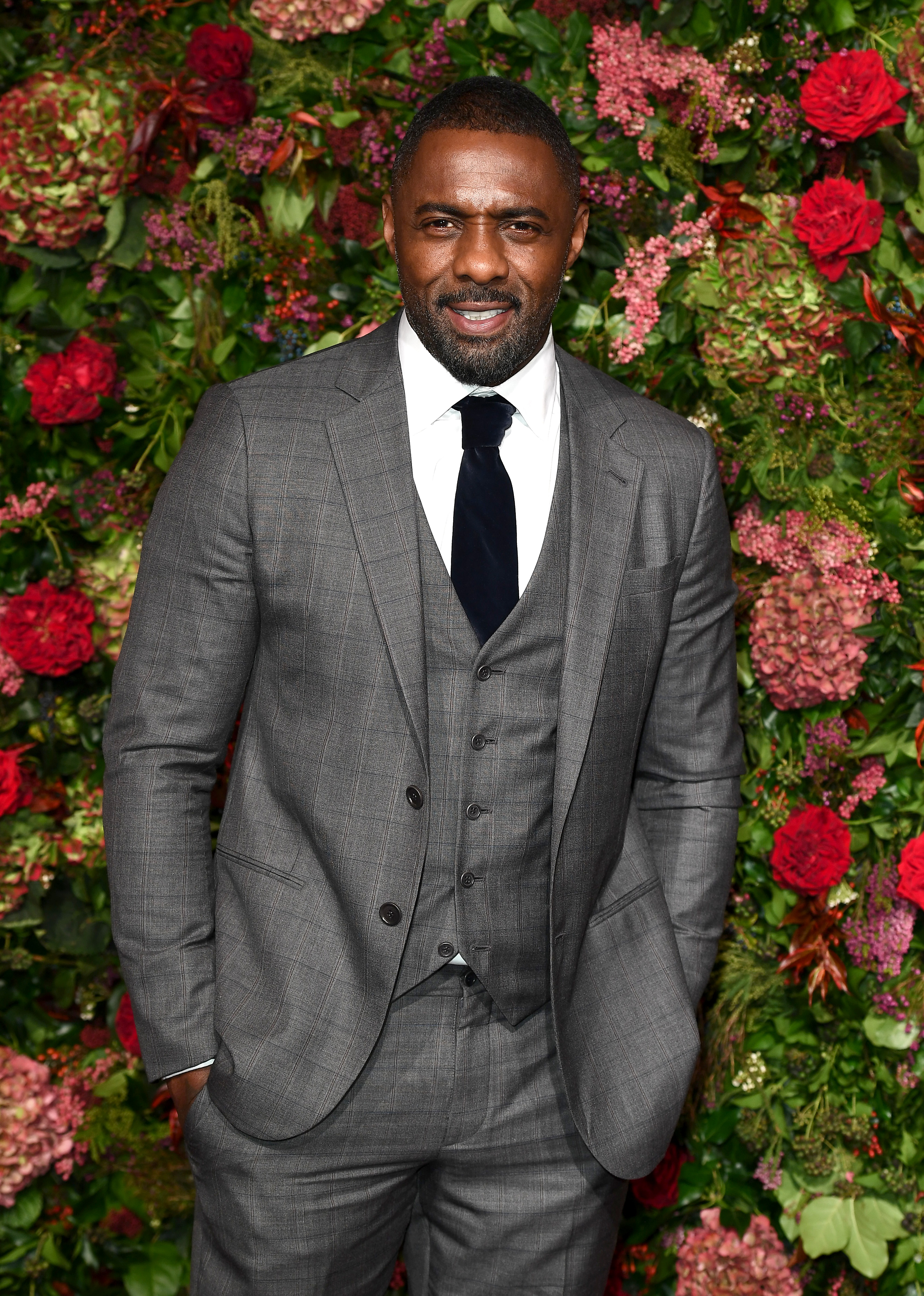 Idris Elba attends the Evening Standard Theatre Awards 2018 at the Theatre Royal on November 18, 2018 in London, England. (Getty Images)