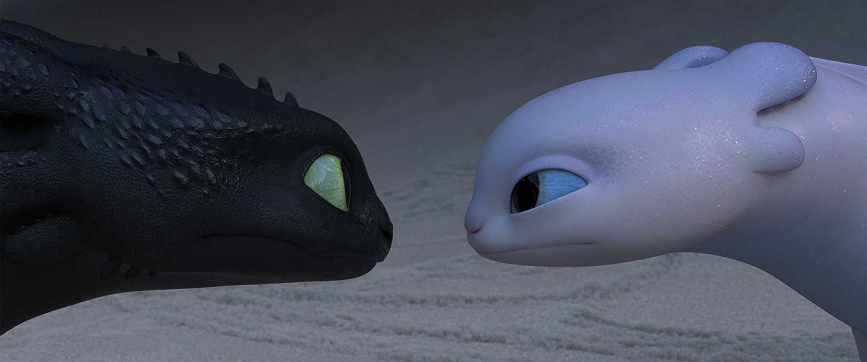 Toothless will find one of his kind. (IMDb)