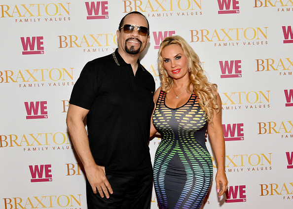 Ice-T and Coco Austin (Source: Getty Images)