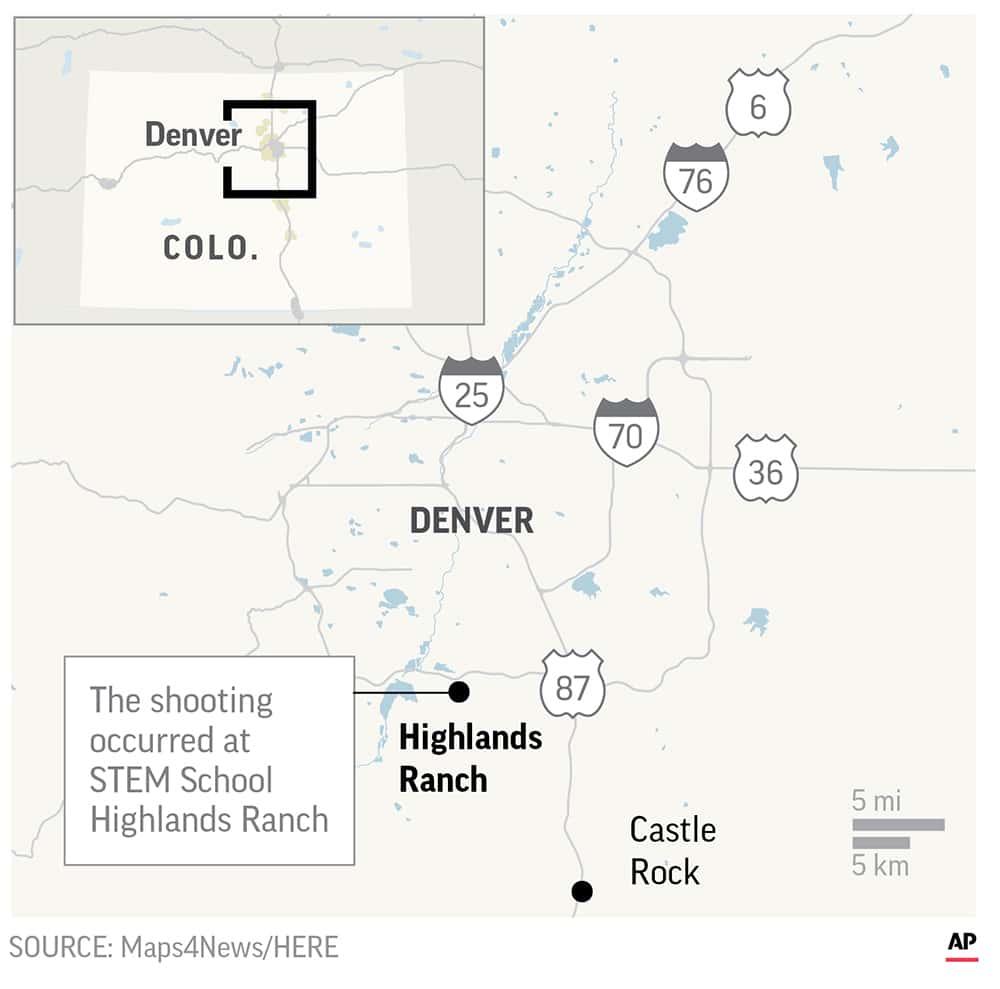 Highlands Ranch Sheriff Shooting: Colorado School Shooter Killed Classmates Over Gender