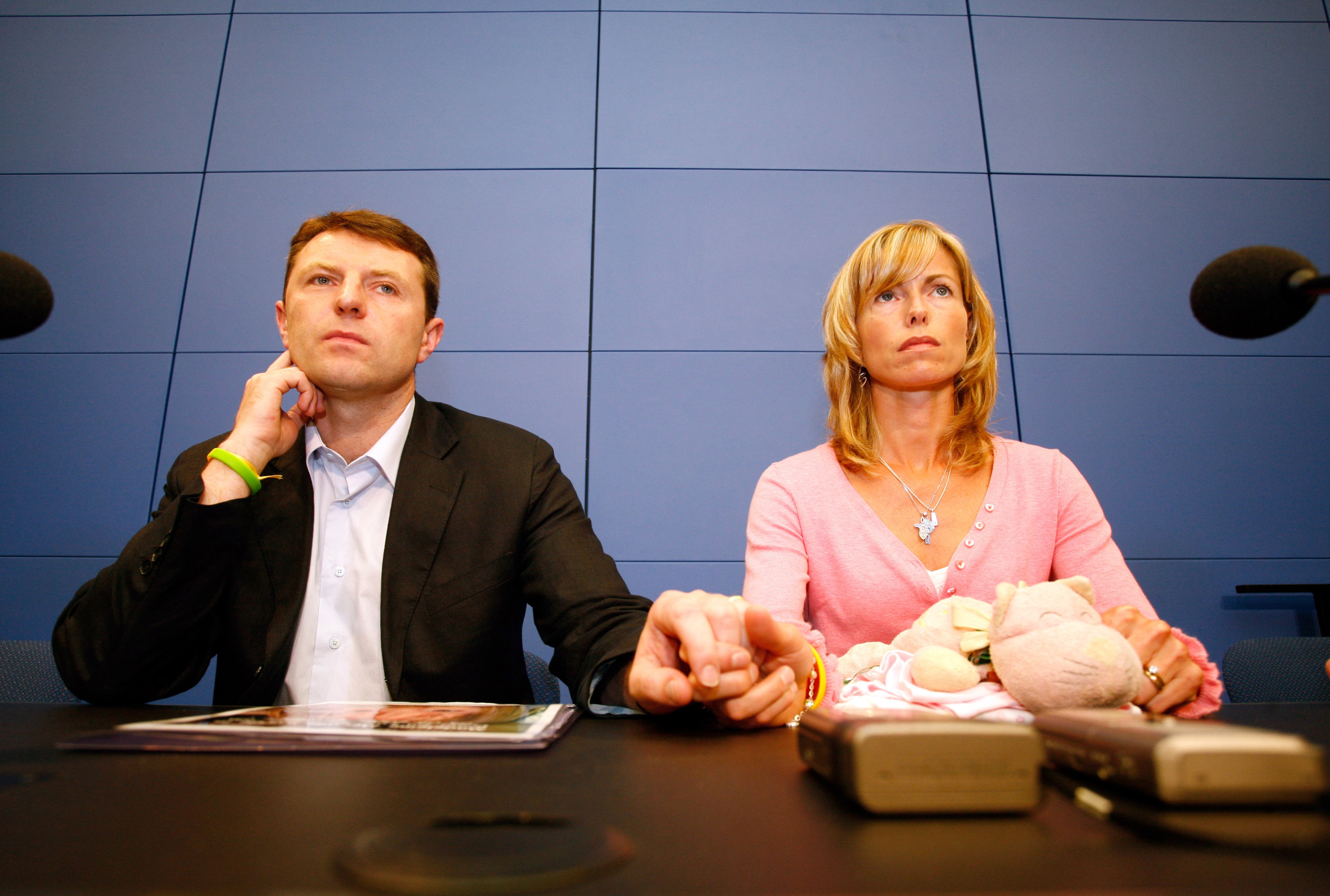 The McCanns may have to use up all the money in the public fund to pay the compensation if they lose the case (Source: Miguel Villagran/Getty Images)