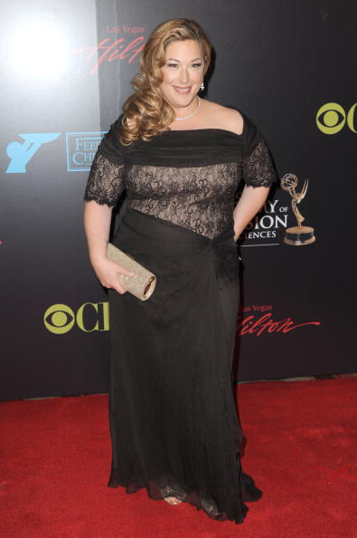 Singer Carnie Wilson arrives at the 37th Annual Daytime Entertainment Emmy Awards. (Getty Images)
