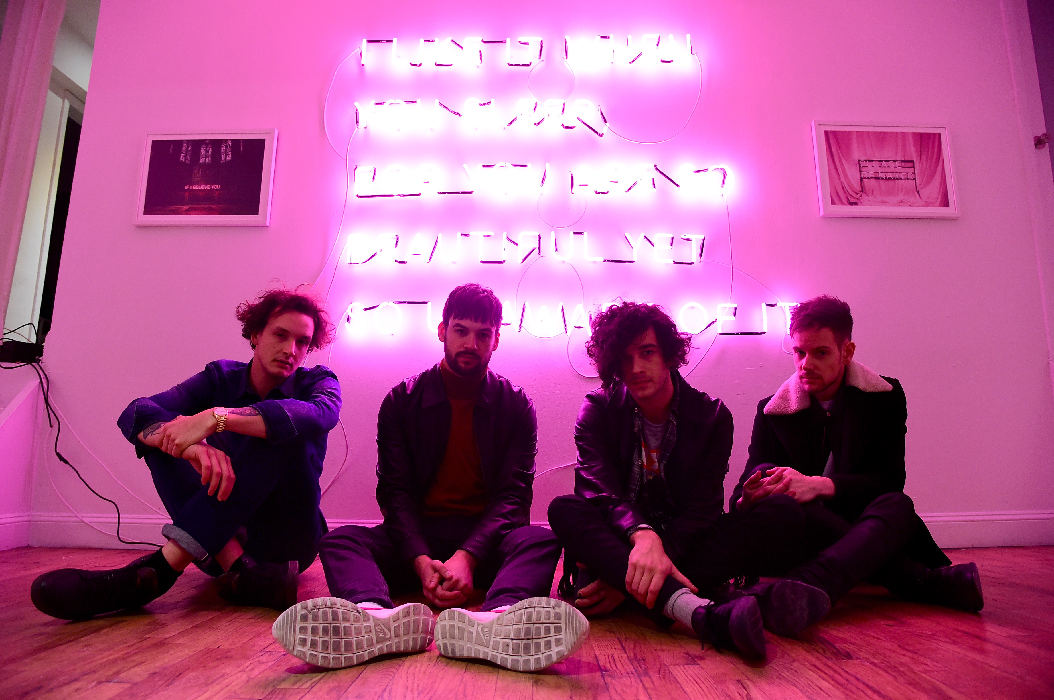 The 1975 are all set to release their third studio album 'A Brief Inquiry Into Online  Relationships' on November 30. (Image Source: Getty Images)