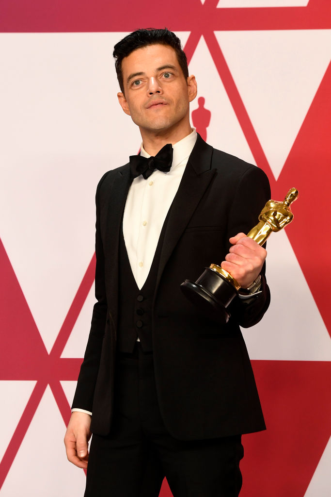 Rami Malek won the Oscar for 'Best Actor' for his role as Freddie Mercury (Source: Getty Images)