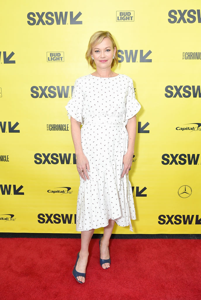 Actress Samantha Mathis attends the 'You Can Choose Your Family' premiere during the 2018 SXSW Conference and Festivals at ZACH Theatre on March 11, 2018, in Austin, Texas. (Getty Images)