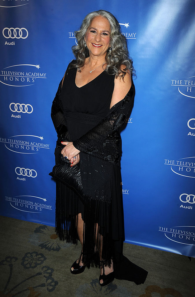 Producer Martha Kauffman arrives at The Academy Of Television Arts & Sciences' 5th Annual Television Honors at Beverly Hills Hotel on May 2, 2012 in Beverly Hills, California. (Photo by Frazer Harrison/Getty Images)