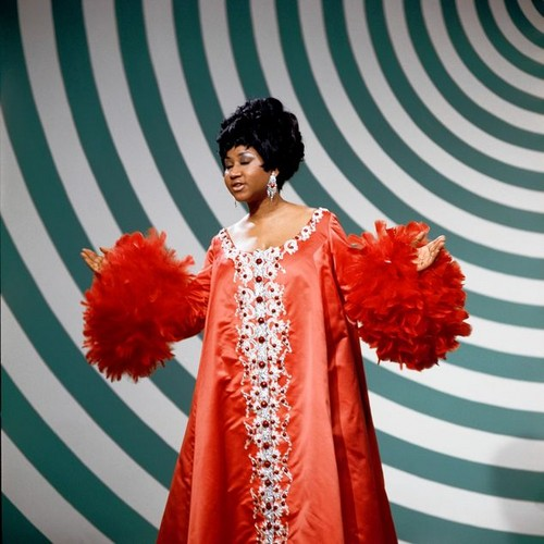 Aretha Franklin in The Andy Williams Show 1969 (Getty Images)