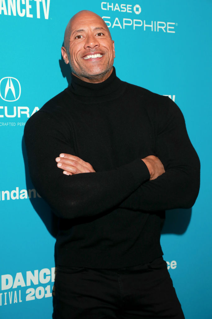 Dwayne 'The Rock' Johnson (Source: Getty Images)