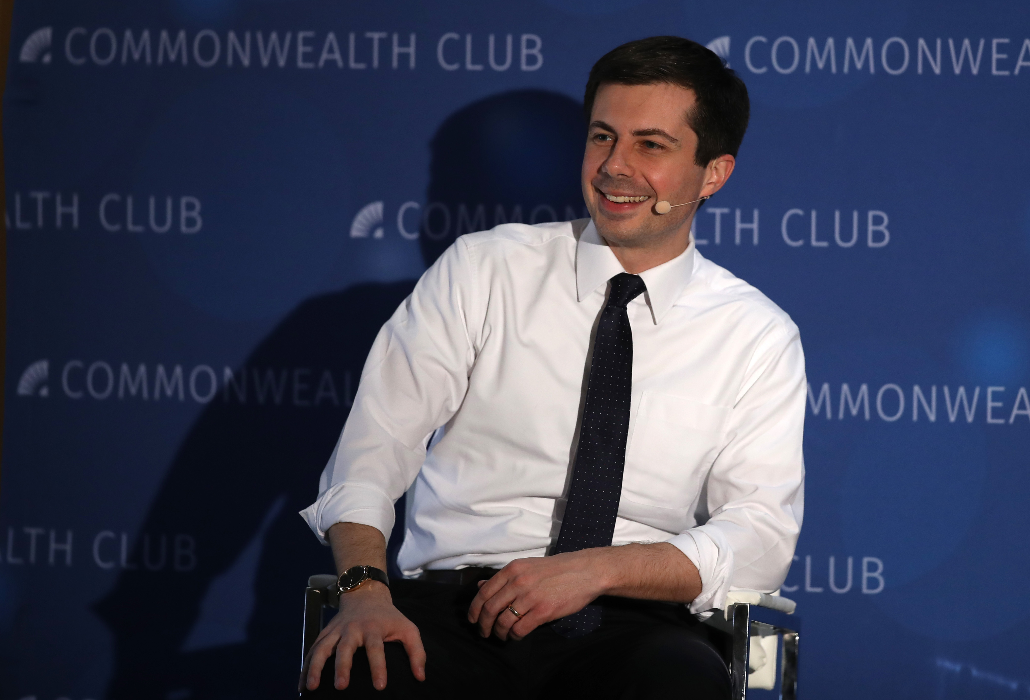 Pete Buttigieg is the United States first queer