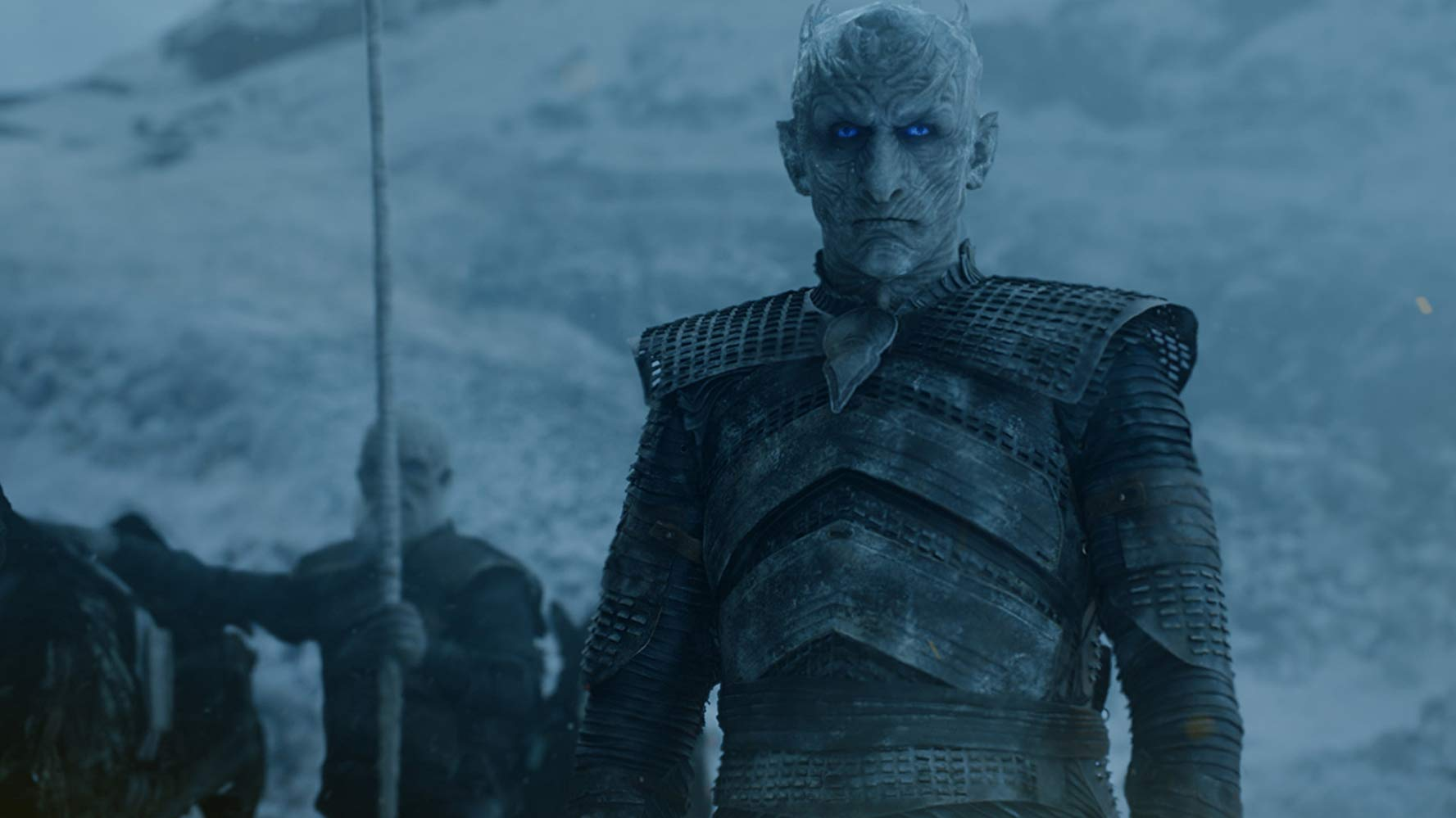 Vladimir 'Furdo' Furdik (Night King) in Game of Thrones (2011). (Source: IMDB)