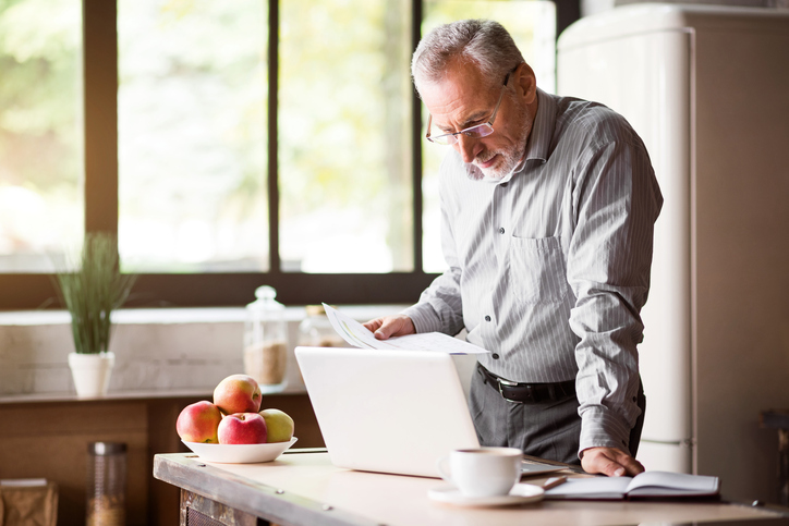 Study finds that people aged over 40 work best with 25 hours work schedule (iStock)