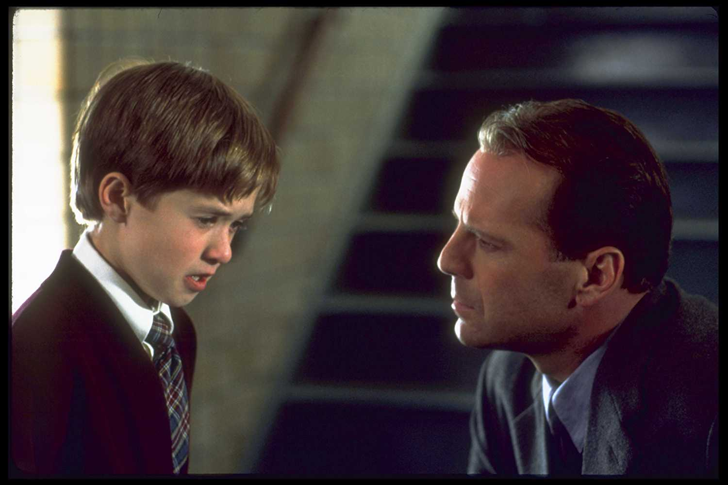'The Sixth Sense' (1999) introduced Shyamalan as a master storyteller. (IMDb)