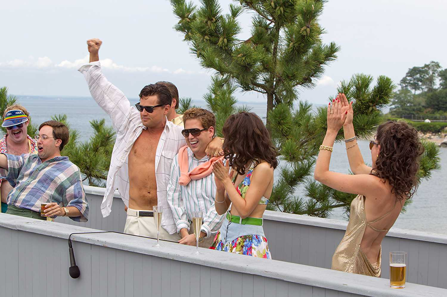 'The Wolf of Wall Street' had projected some of the excesses of the '80s. (IMDb)