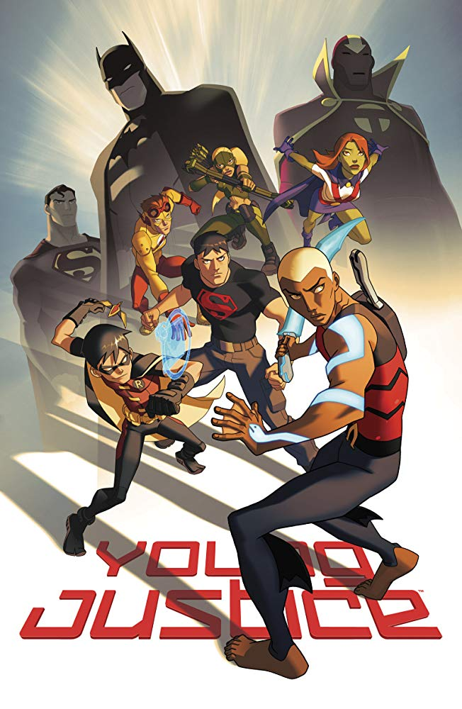 'Young Justice' poster courtesy of IMDB