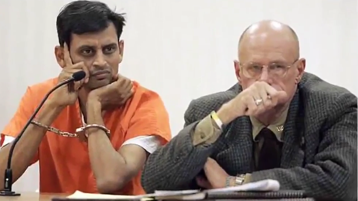 Patel was sentenced to 22 years in prison (Source: YouTube)