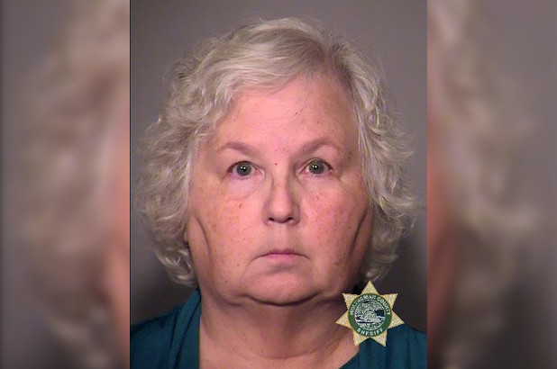 Portland, Oregon, romance novelist Nancy Crampton-Brophy, 68, faces murder charges after police said she shot and killed her husband, a chef and teacher at the Oregon Culinary Institute. (Portland Police Department)