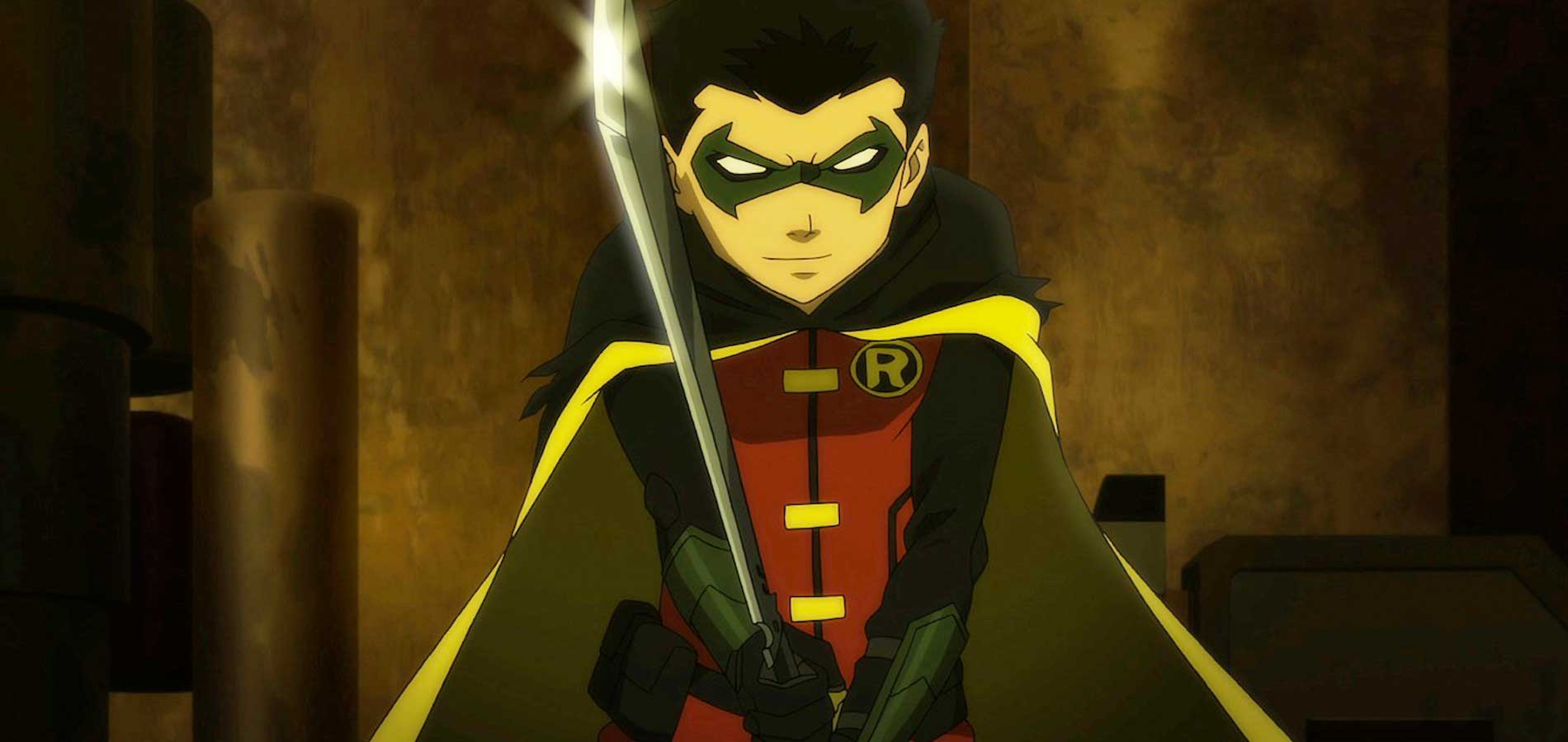 Damian Wayne, the 5th Robin. Source: DC Comics