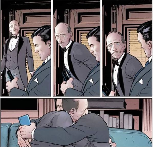 'Pennyworth' is an origin story about Batman's butler, Alfred. (Instagram)