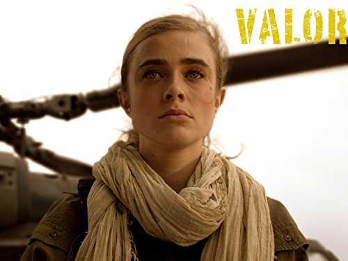 It was with 'Valor' that Roxburgh came to the forefront. (IMDb)