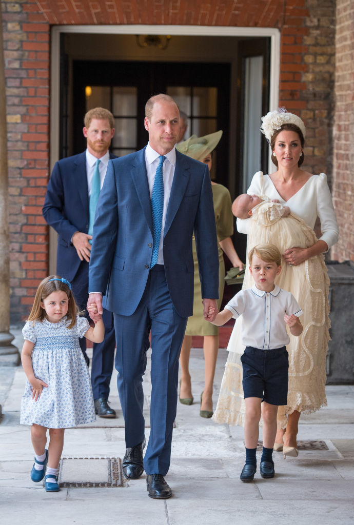 Kate Middleton and Prince William do not have full custody of their children (Photo by Dominic Lipinski - WPA Pool/Getty Images)