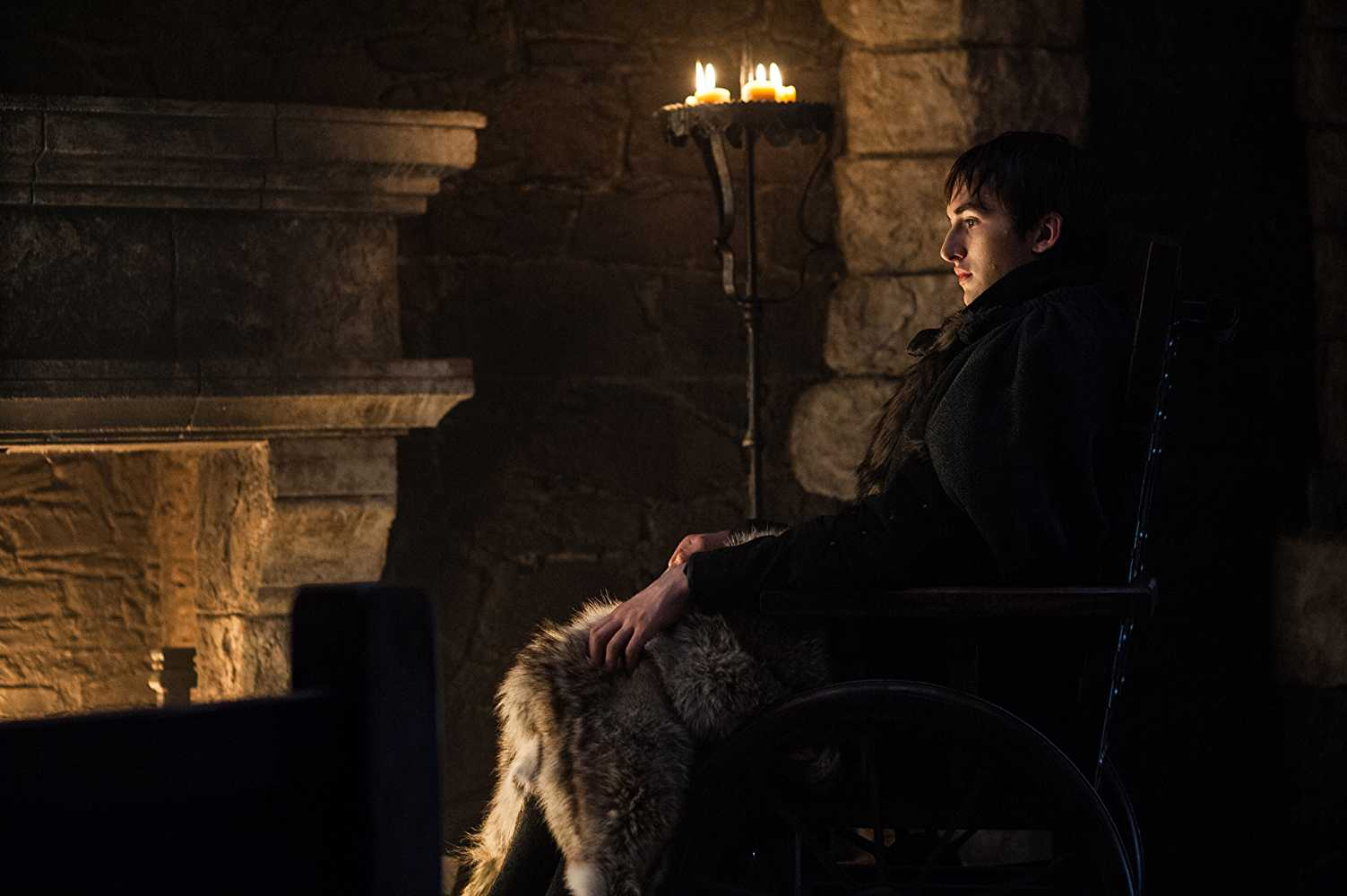 Bran is probably trying to fix things just as the Red God would in order to prevent the Night King from winning. (IMDb)