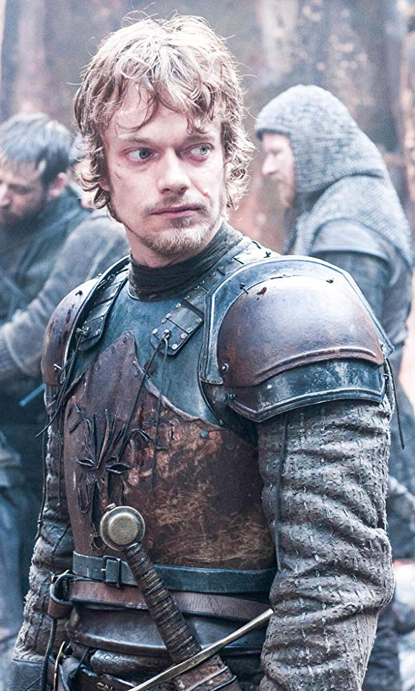 Theon Greyjoy (Alfie Allen) in 'Game of Thrones'. (Source: IMDB)