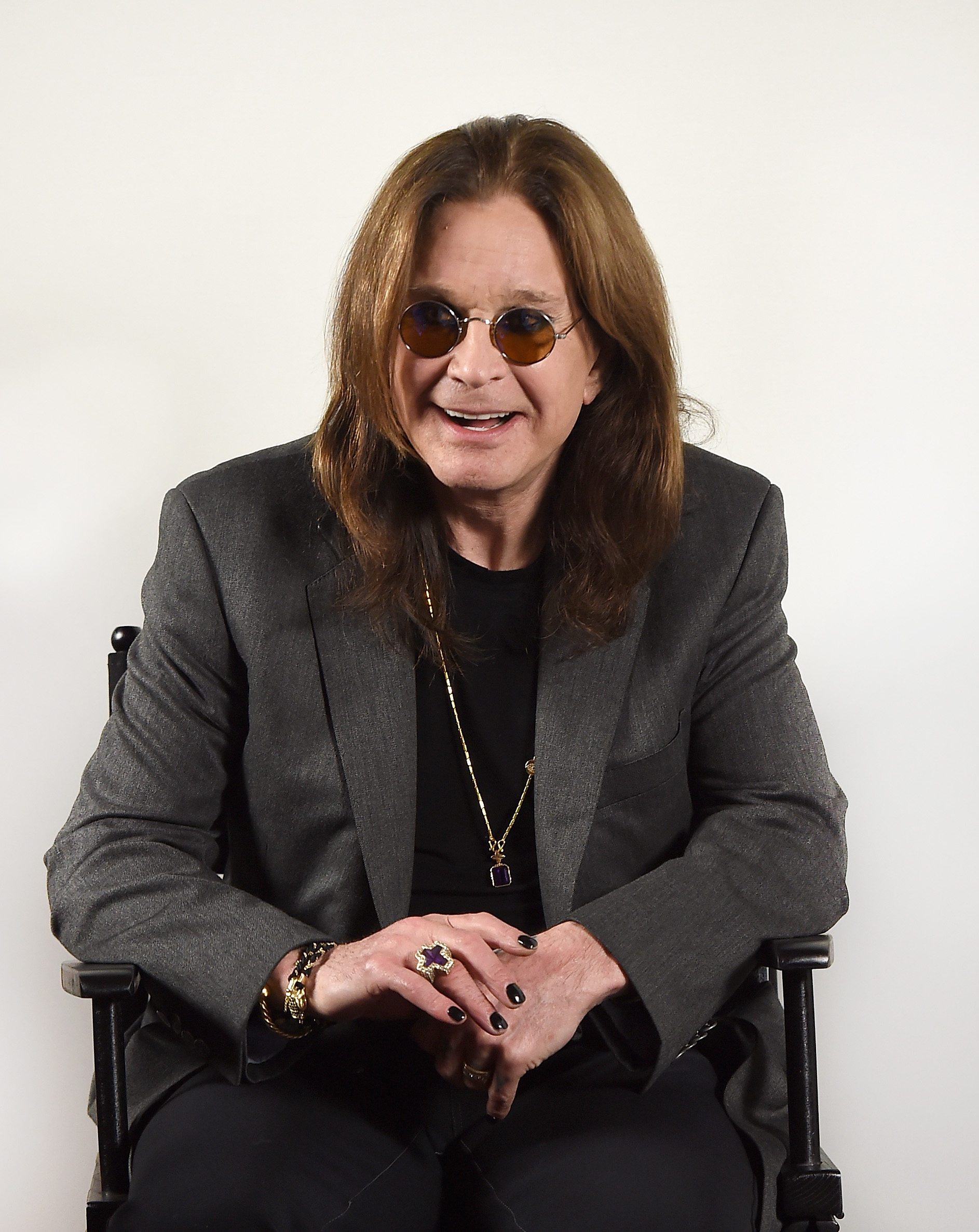 Ozzy Osbourne rushed to hospital as bronchitis worsens (Source: Getty Images)