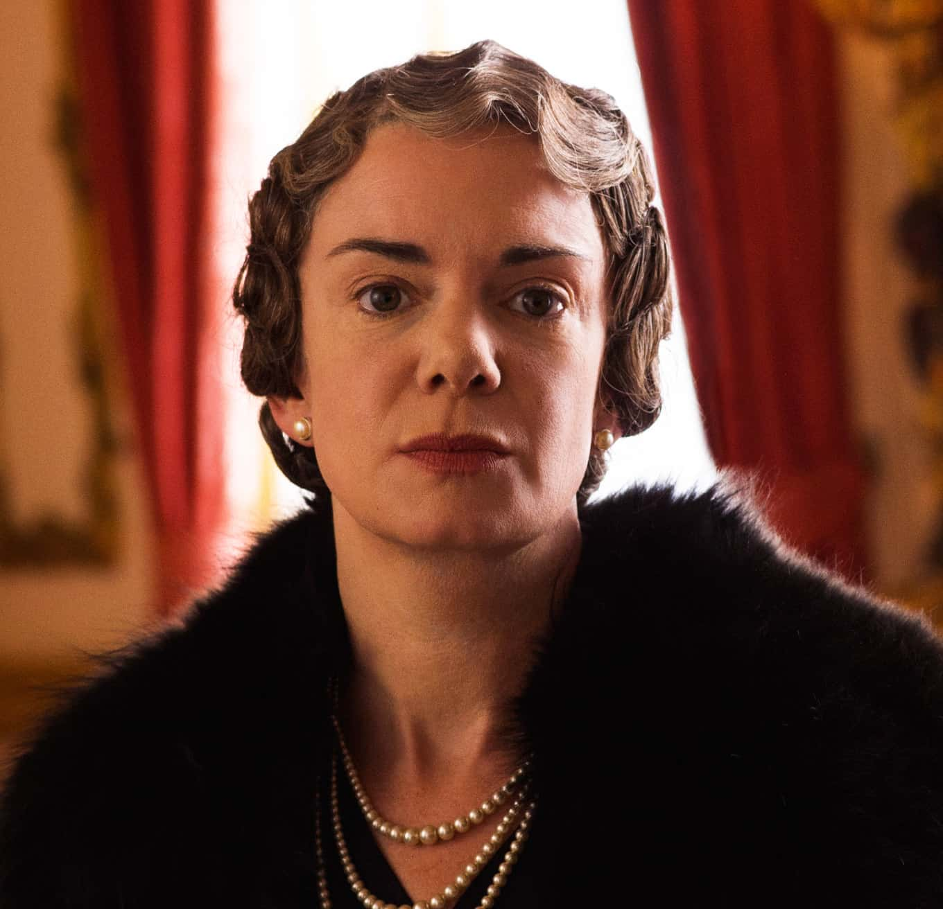 The Crown Season 3 Marion Bailey Says Stepping Into Victoria Hamilton S Shoes As Queen Mother Is A Tough Act To Follow Meaww