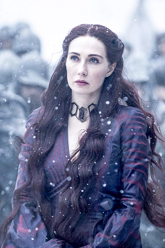 Carice van Houten as Melisandre in 'Game of Thrones'. (Source: IMDB)
