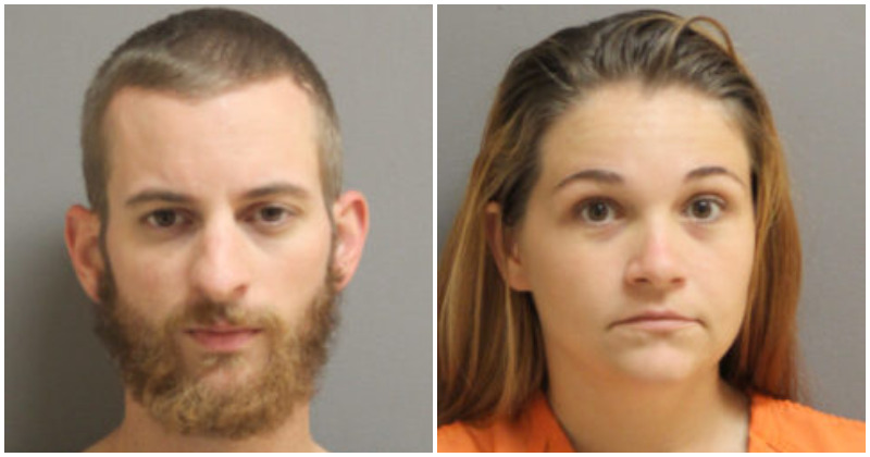 The pair have been jailed for a combined 100 years (Source: St. Charles Parish Sheriff's Office)